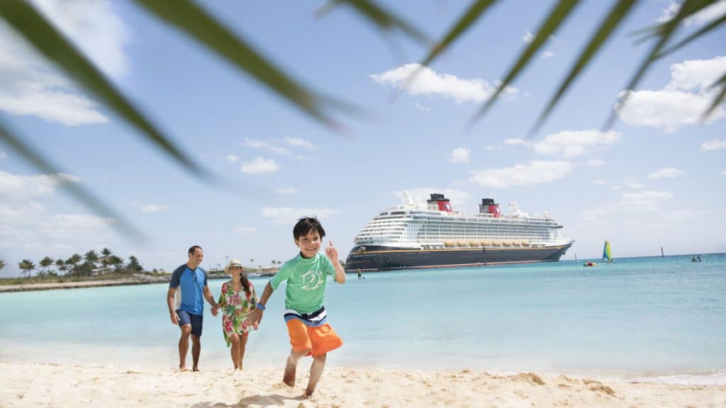 Disney Cruise LIne Itineraries