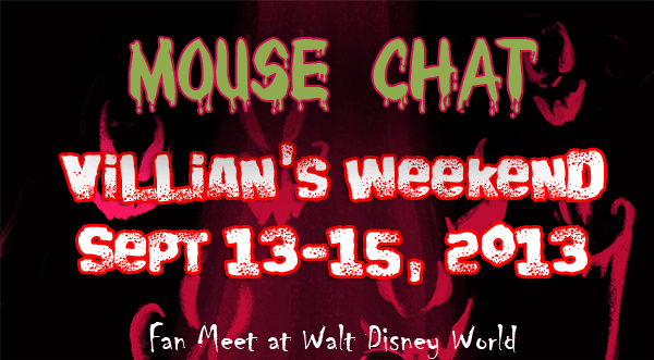 Mouse Chat Event- Walt Disney World Room Quote Request ...
