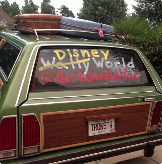 Griswolds Family Vacation at Walt Disney World
