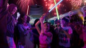 Disney Cruise Star Wars Fireworks