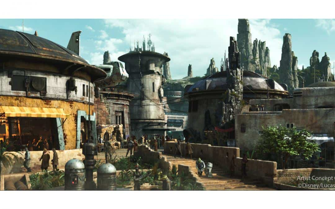 Star Wars: Galaxy's Edge Opening Dates and Rides