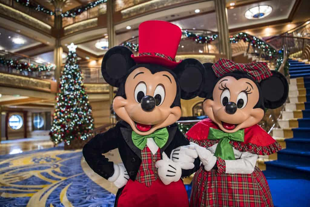 Disney Cruise Line Setting Sail for Magical Winter ...