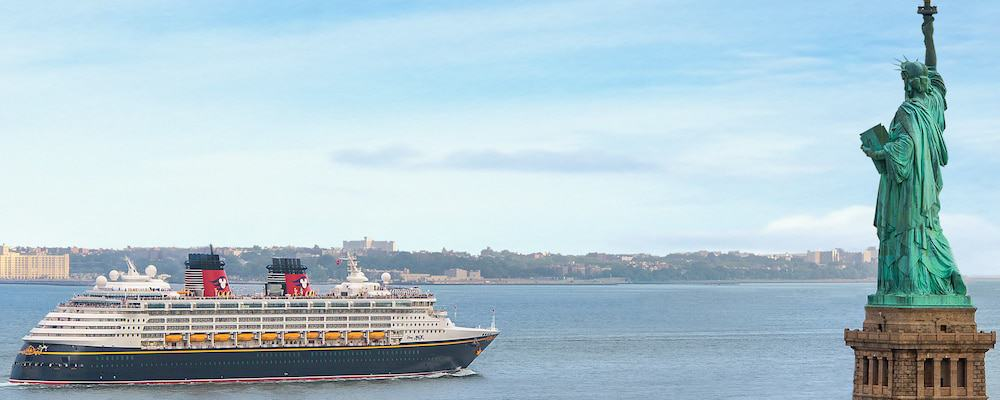 Disney Cruise Line New Ports