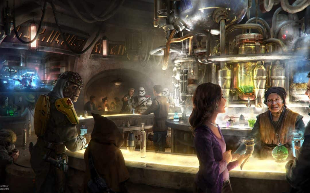 Cantina Coming to Star Wars: Galaxy's Edge in 2019