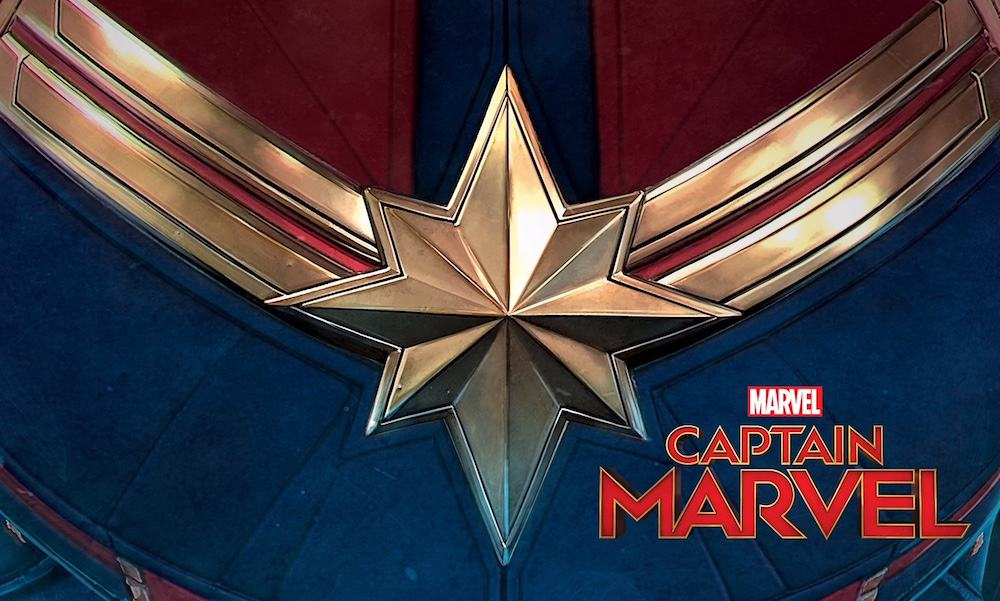 Captain Marvel Joins Super Heroes Aboard Disney Cruise Line