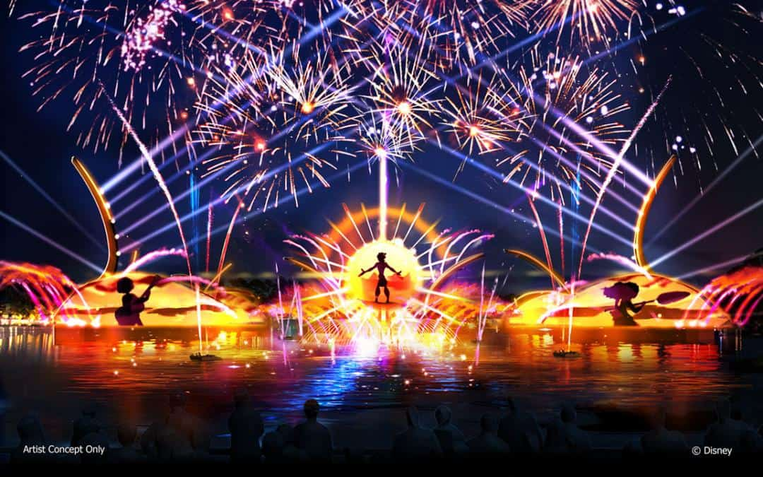 Epcot Nighttime Spectaculars & 'Beauty & The Beast' Sing-Along
