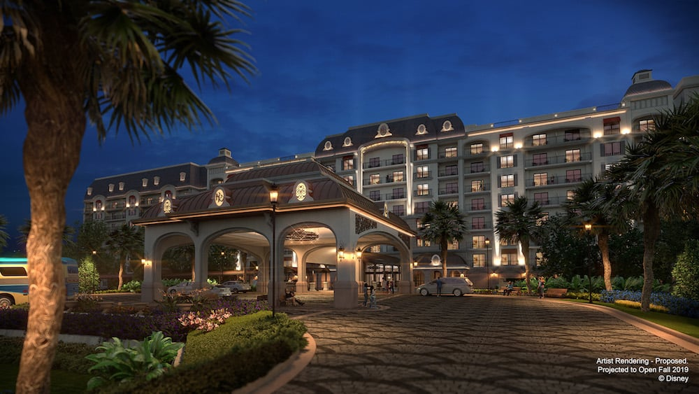 Booking Disney's Riviera Resort
