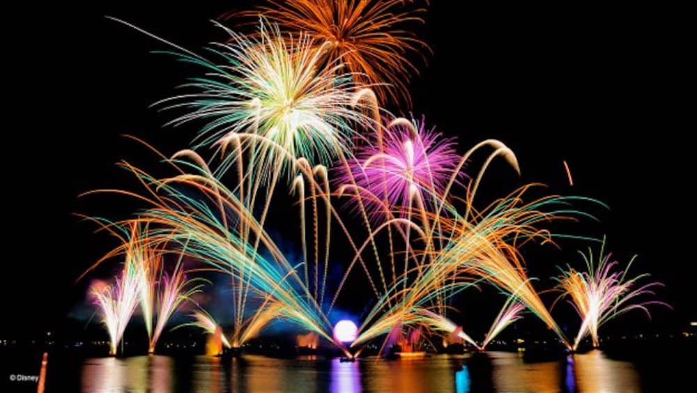Epcot IllumiNations Dining Package