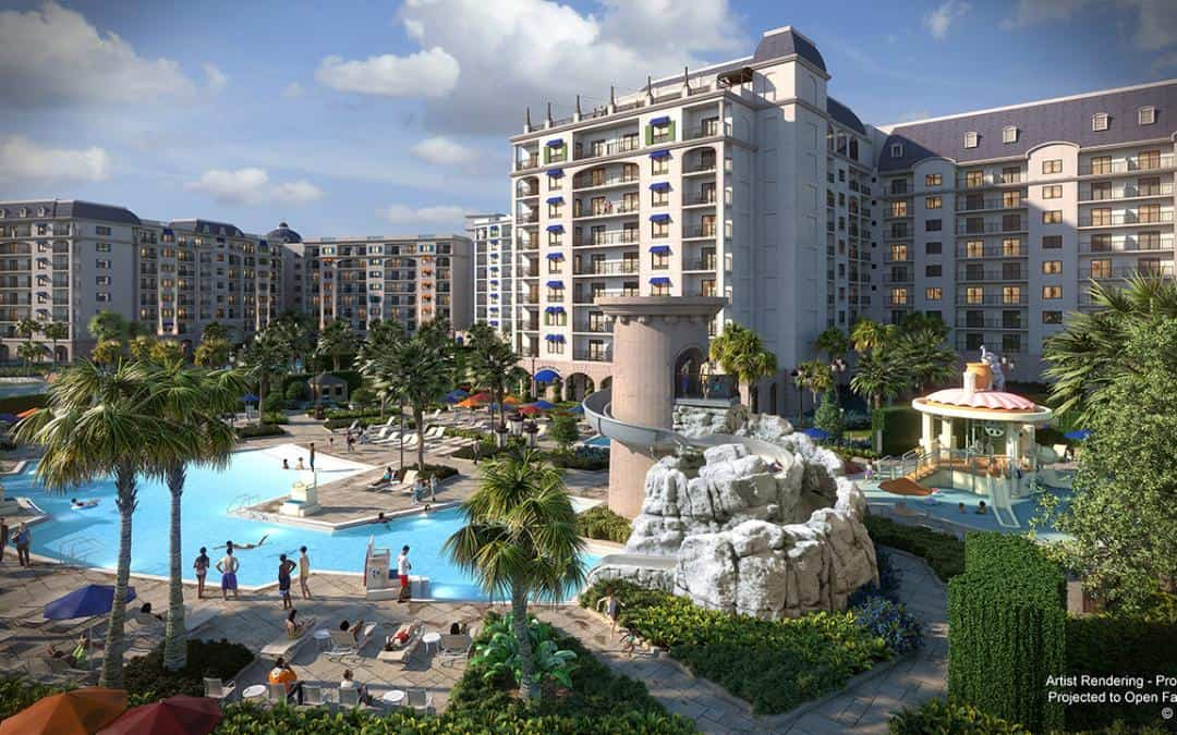 Amenities Coming for Disney's Riviera Resort