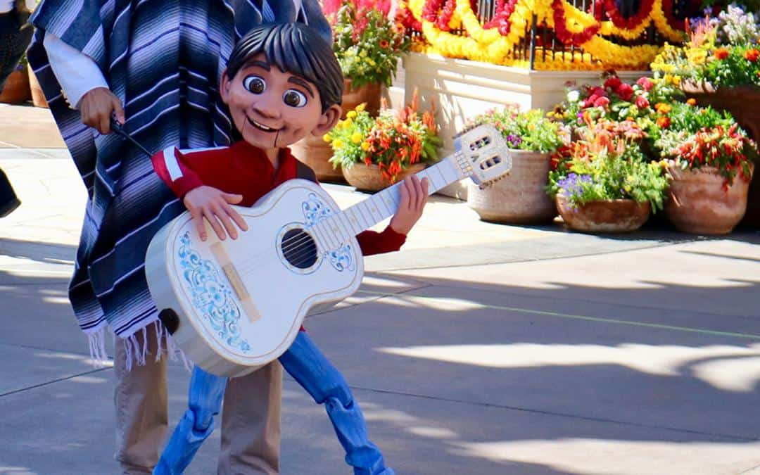 the Story of 'Coco' at Epcot
