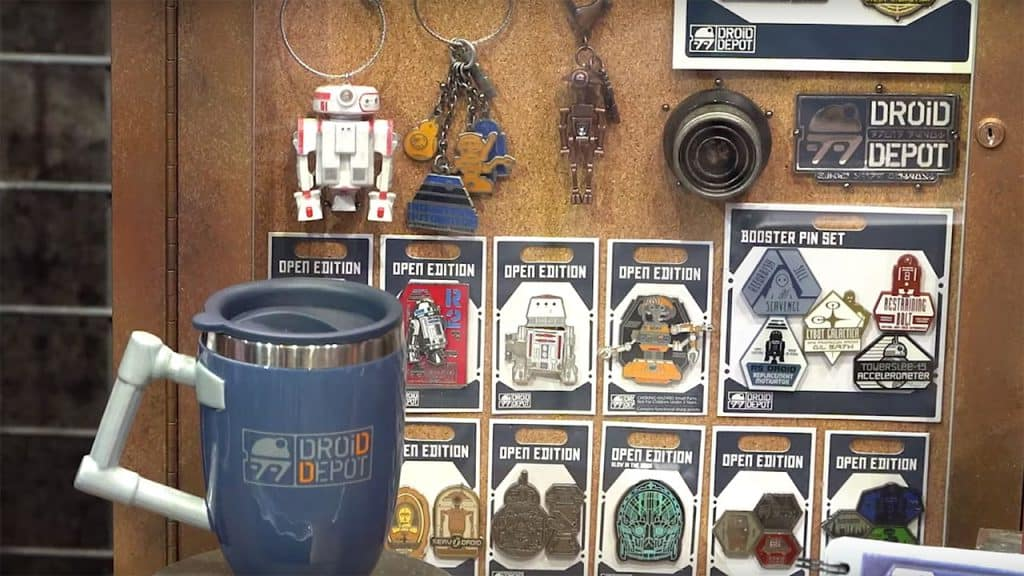 Merchandise Coming to Star Wars: Galaxy's Edge at Disneyland Resort and Disney's Hollywood Studios