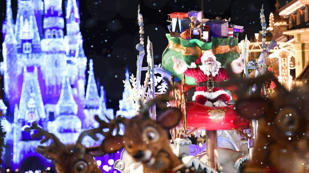 Town Square Party Returning to Mickey's Very Merry Christmas Party