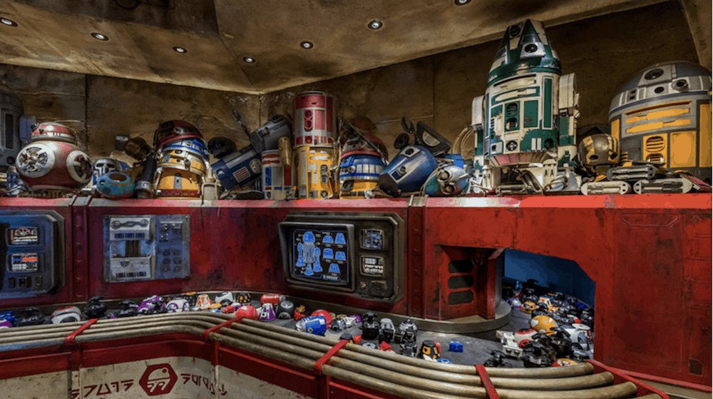 Why Reservations are needed at Star Wars Land