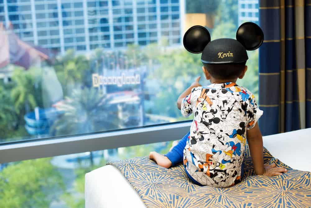 Save at Disneyland resorts