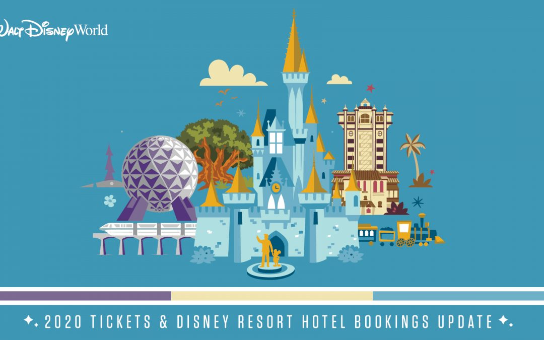 2020 Disney Resort Hotel Package