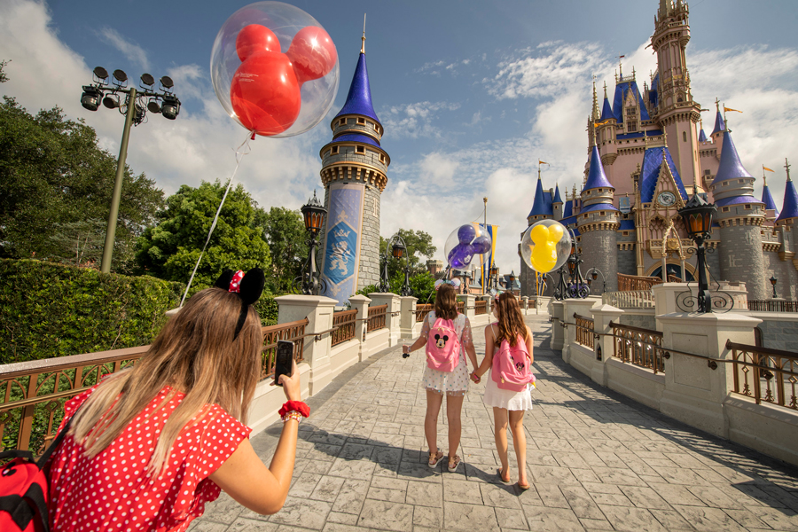 Disney World Florida Vacations now booking
