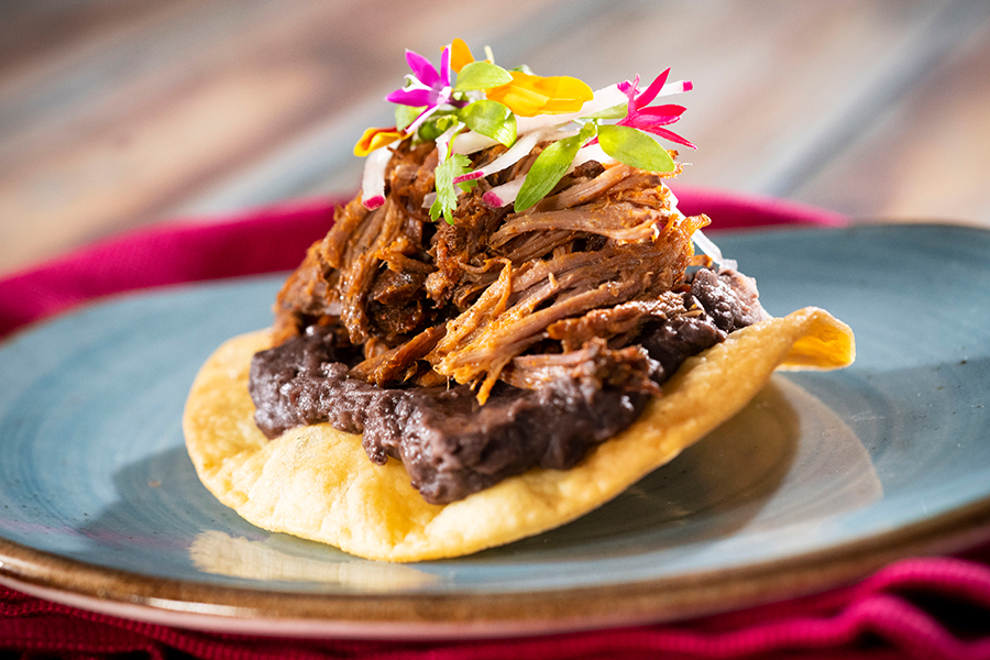 Mexico Food and wine festival at Epcot 2020