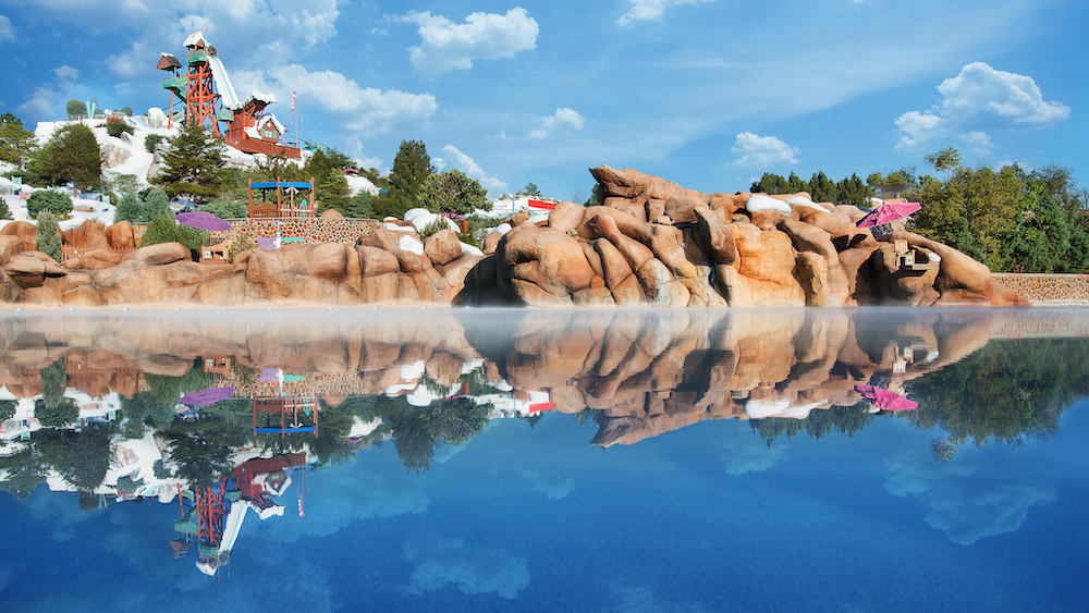 Blizzard Beach Reopens in 2021