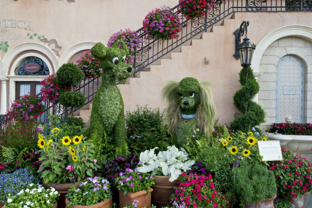 Epcot Flower and garden festival 2021 events