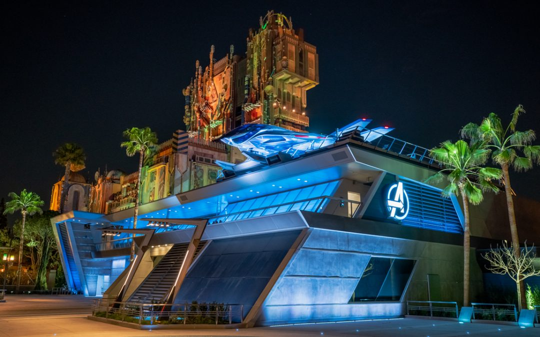 Avengers Campus at Disneyland Resort Set to Open June 4
