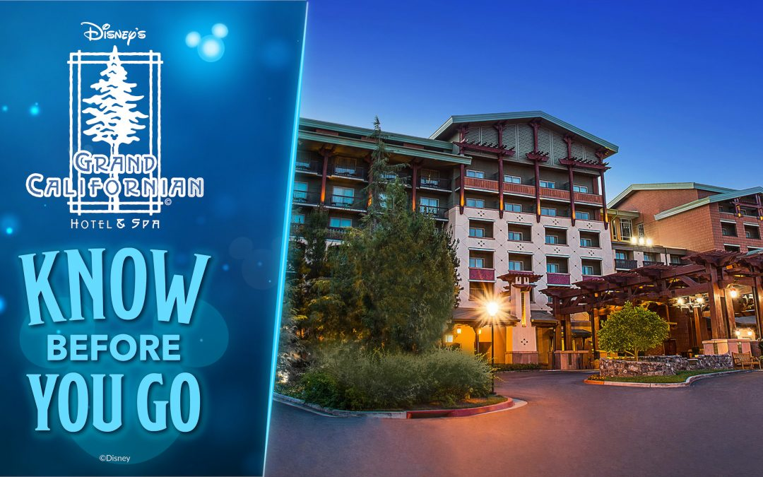 Disney's Grand Californian Hotel & Spa will reopen on April 29, 2021