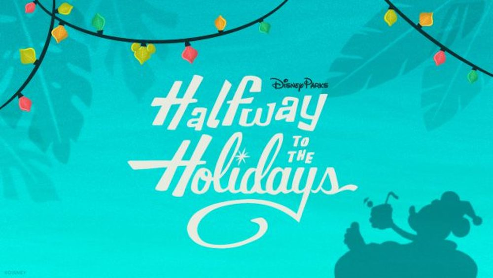 Disney Parks Christmas Holiday Events