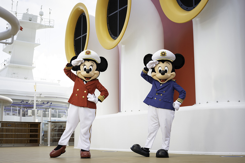 New Experiences for Kids Coming to the Disney Wish